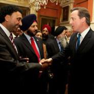 Amarjit Singh Kullar invited by Prime Minister's Vaisakhi reception